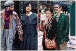 Châu Bùi - Decao luôn được khen mặc đẹp khi sánh bước bên nhau