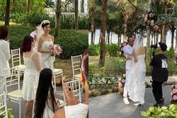 HOT: Rò rỉ ảnh cựu mẫu Xuân Lan bí mật tổ chức đám cưới tại Đà Nẵng