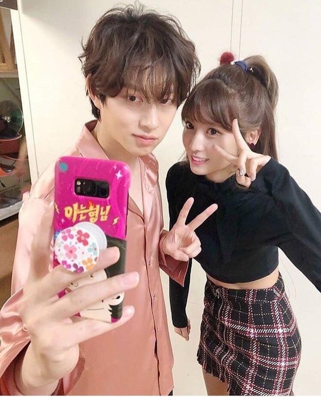 XÁC NHẬN siêu sao vũ trụ Super Junior Heechul hẹn hò đàn em kém 13 tuổi nhóm TWICE-1