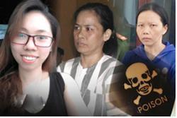 Những vụ đầu độc gây chấn động dư luận: Từ em gái hạ độc bằng trà sữa đến 'phù thủy' sát hại 13 người bằng Xyanua