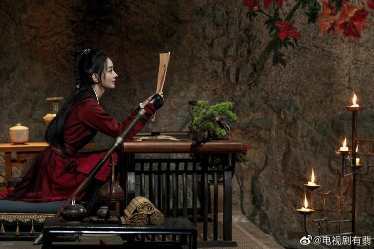 Hữu Phỉ tung poster Triệu Lệ Dĩnh - Vương Nhất Bác-1