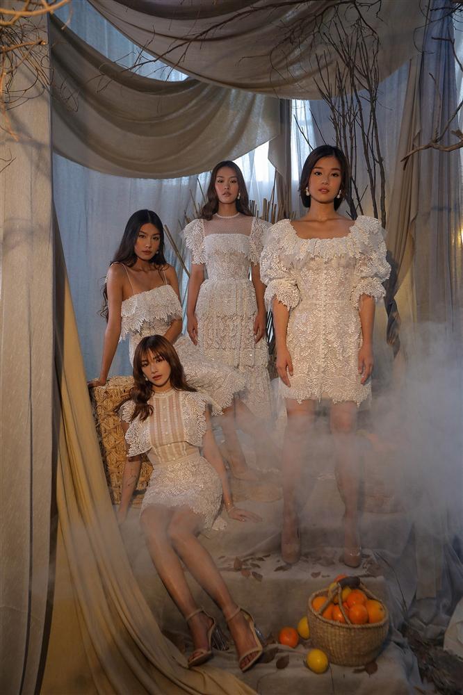 Váy Quỳnh Anh mặc trong ngày Duy Mạnh cầu hôn từng được Midu, Hoàng Yến diện đẹp xuất sắc-6