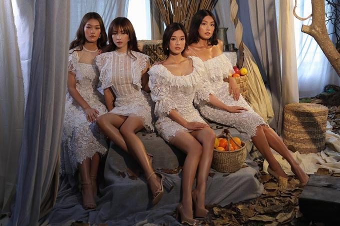 Váy Quỳnh Anh mặc trong ngày Duy Mạnh cầu hôn từng được Midu, Hoàng Yến diện đẹp xuất sắc-7