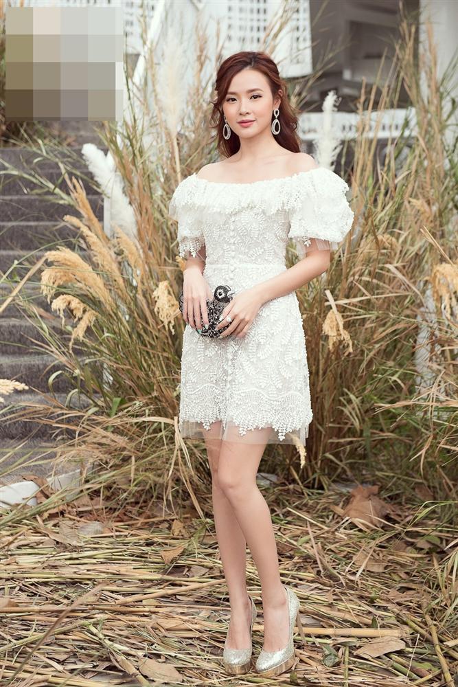 Váy Quỳnh Anh mặc trong ngày Duy Mạnh cầu hôn từng được Midu, Hoàng Yến diện đẹp xuất sắc-3
