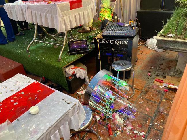 Vụ chú rể phá tan tiệc cưới vì bố từ chối uống rượu: Hàng xóm nói nhiều thông tin trên mạng là thất thiệt-2