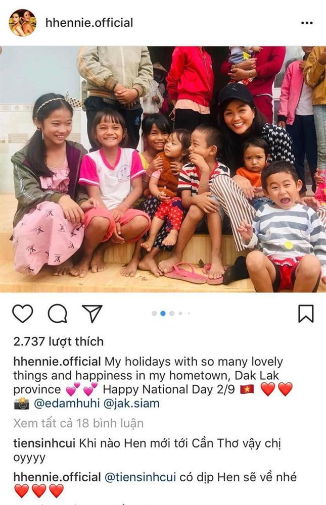 Hoa hậu HHen Niê và bạn trai tin đồn để lộ tín hiệu tình yêu dù đã cố úp mở-3
