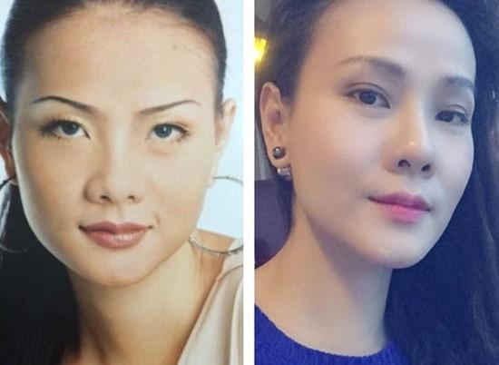 Đường tình lận đận của dàn người mẫu Việt đời đầu-8
