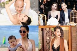 Đường tình lận đận của dàn người mẫu Việt đời đầu
