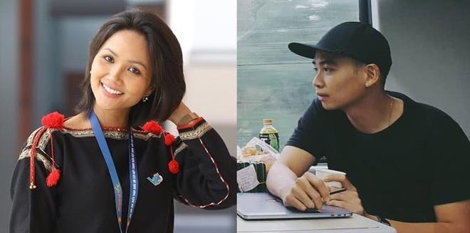 Hoa hậu HHen Niê và bạn trai tin đồn để lộ tín hiệu tình yêu dù đã cố úp mở-5