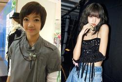 Lisa và dàn em út nhóm nhạc Hàn lên đời phong cách sau khi nổi tiếng
