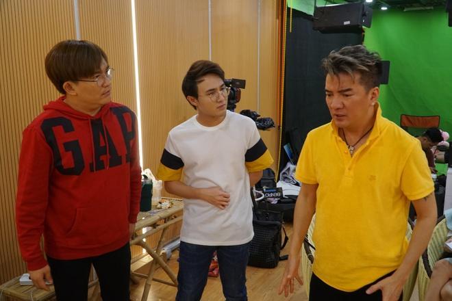 Hậu trường dàn nghệ sĩ miền Nam tập luyện Táo Xuân Canh Tý-4