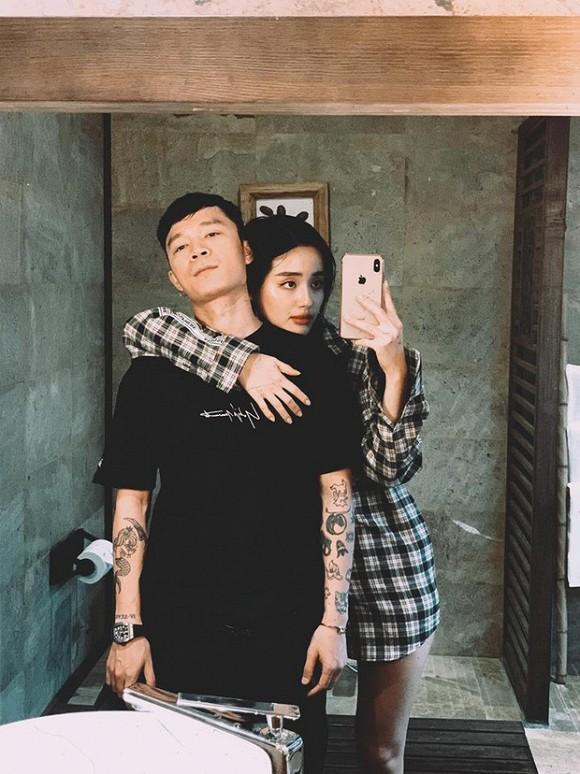 Khánh Linh The Face và bạn trai đã chia tay?-1