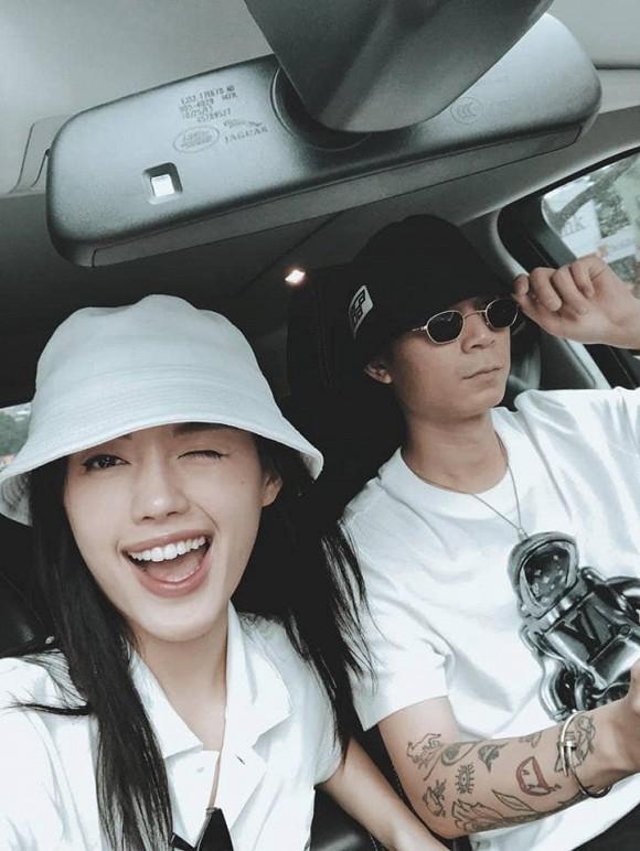 Khánh Linh The Face và bạn trai đã chia tay?-3