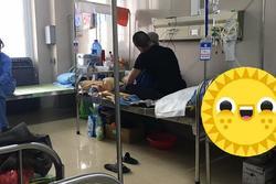 Nam thanh niên chăm bố trong bệnh viện, một câu nói khiến những người xung quanh trầm trồ