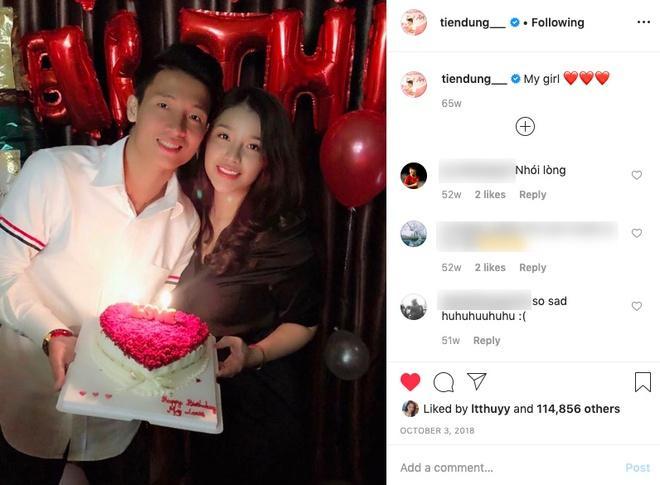 Bộ ba trung vệ tuyển Việt Nam cầu hôn, tỏ tình bạn gái lãng mạn-6