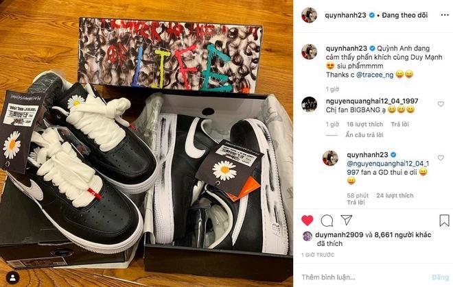 Duy Mạnh sở hữu bộ sưu tập hàng hiệu, có đôi giày giá gần 1.000 USD-5