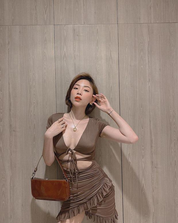 Dàn mỹ nhân Việt đồng loạt lên đồ nhuốm sắc đỏ: Lệ Quyên lại xách túi giá bằng cả căn hộ-10