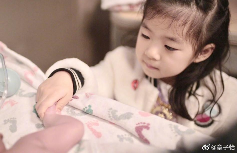 Chương Tử Di thông báo đã sinh con thứ hai là một tiểu thiếu gia-3