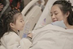 Chương Tử Di thông báo đã sinh con thứ hai là một 'tiểu thiếu gia'