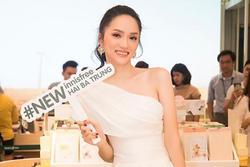 Hương Giang đọ sắc cùng 3 mỹ nhân 'Mắt Biếc' tại sự kiện của innisfree