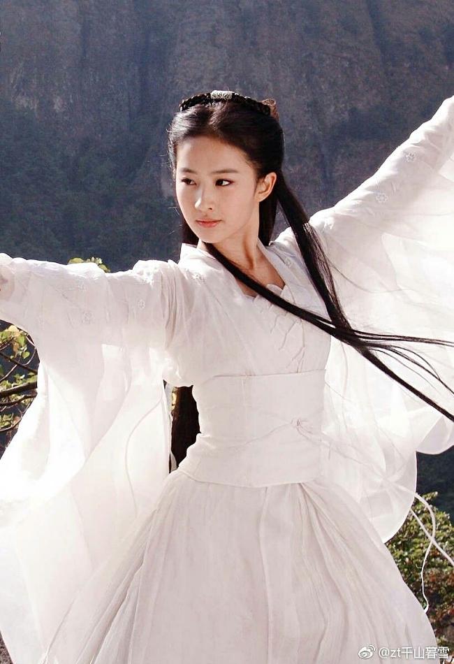 Lưu Diệc Phi, Dương Mịch, Cúc Tịnh Y, ai mới là nữ thần đồ trắng khiến bạn mê mẩn?-1