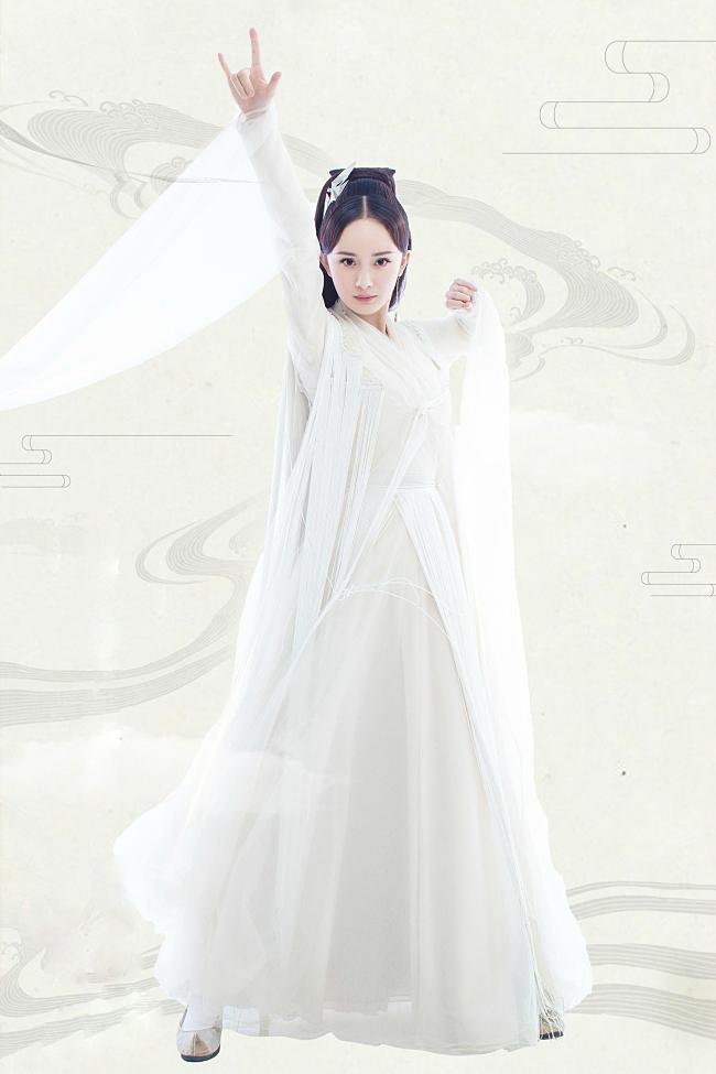 Lưu Diệc Phi, Dương Mịch, Cúc Tịnh Y, ai mới là nữ thần đồ trắng khiến bạn mê mẩn?-5