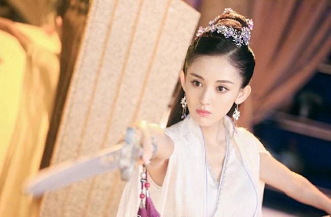 Lưu Diệc Phi, Dương Mịch, Cúc Tịnh Y, ai mới là nữ thần đồ trắng khiến bạn mê mẩn?-14