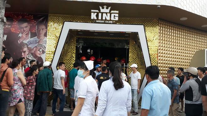 Nóng: Sập vũ trường King Club ở TP. Bà Rịa - Vũng Tàu, nhiều người thương vong-2