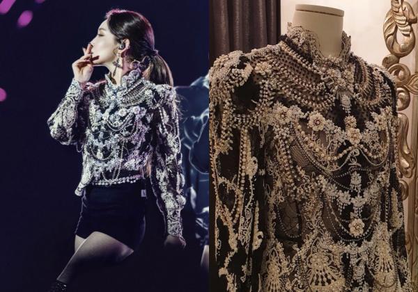 Là cây rụng tiền của công ty, Chungha gây choáng với loạt outfit không giá nghìn đô thì cũng đính đá lồng lộn-7