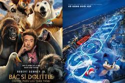 5 bộ phim dành cho gia đình hứa hẹn bùng nổ màn ảnh 2020