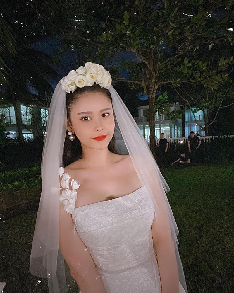Trương Quỳnh Anh đăng ảnh cô dâu, câu chuyện phía sau gây xúc động-1