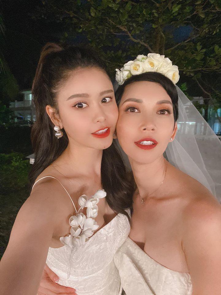 Trương Quỳnh Anh đăng ảnh cô dâu, câu chuyện phía sau gây xúc động-2
