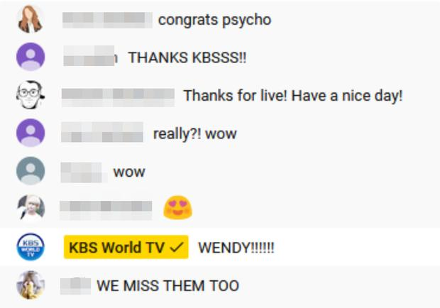 Red Velvet vượt IU, giành cúp đầu tiên của thập kỷ nhưng bị kênh KBS giật spotlight vì bày tỏ nhung nhớ với Wendy-7