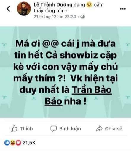 Ngô Kiến Huy bị dân mạng tung bằng chứng hẹn hò hotgirl nhóm hài FAPtv-4