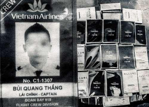 Những vụ bắt hàng xách tay tai tiếng của nhân viên Vietnam Airlines-1