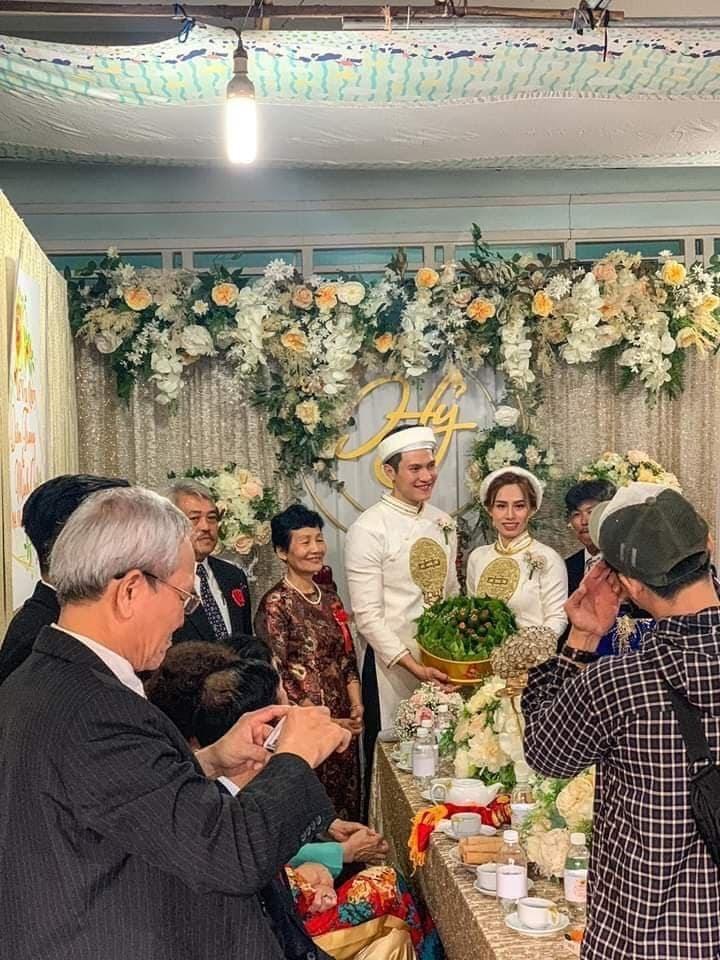 Diễn viên Minh Anh bí mật làm đám cưới ở tuổi 36-2