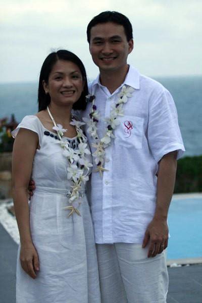 Diễn viên Chi Bảo lần đầu tiên đăng ảnh đưa người yêu đi ăn cùng con trai và vợ cũ-1