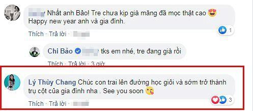 Diễn viên Chi Bảo lần đầu tiên đăng ảnh đưa người yêu đi ăn cùng con trai và vợ cũ-7