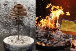 Cuối năm đặt hương vòng trên bàn thờ, thần linh quở trách, tài lộc tiêu tán