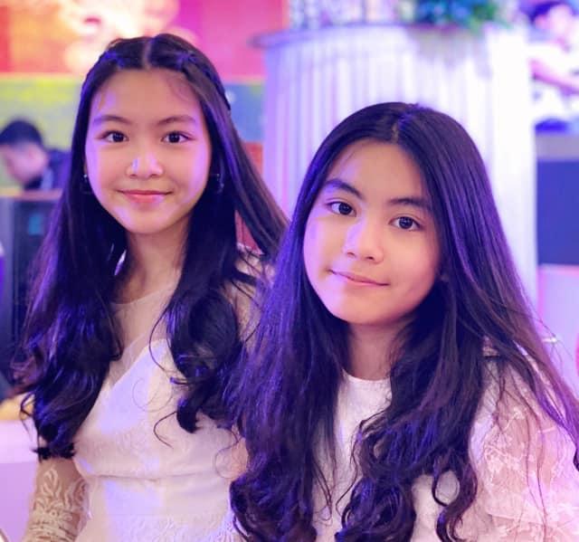 Dự đám cưới, 2 con gái Quyền Linh chiếm spotlight vì xinh hơn cả cô dâu-2