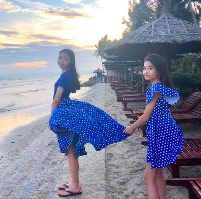 Dự đám cưới, 2 con gái Quyền Linh chiếm spotlight vì xinh hơn cả cô dâu-12