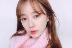 'Thái tử phi' Yoon Eun Hye trẻ trung như nữ sinh dù đã U40