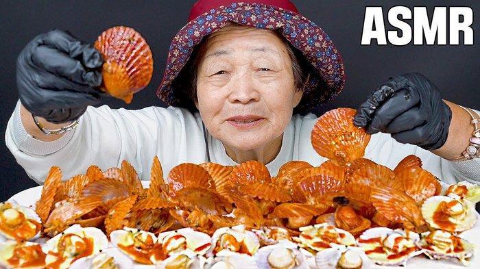 Quay vlog ăn uống thả ga, cụ bà 82 tuổi người Hàn Quốc gây sốt cộng đồng mạng-1