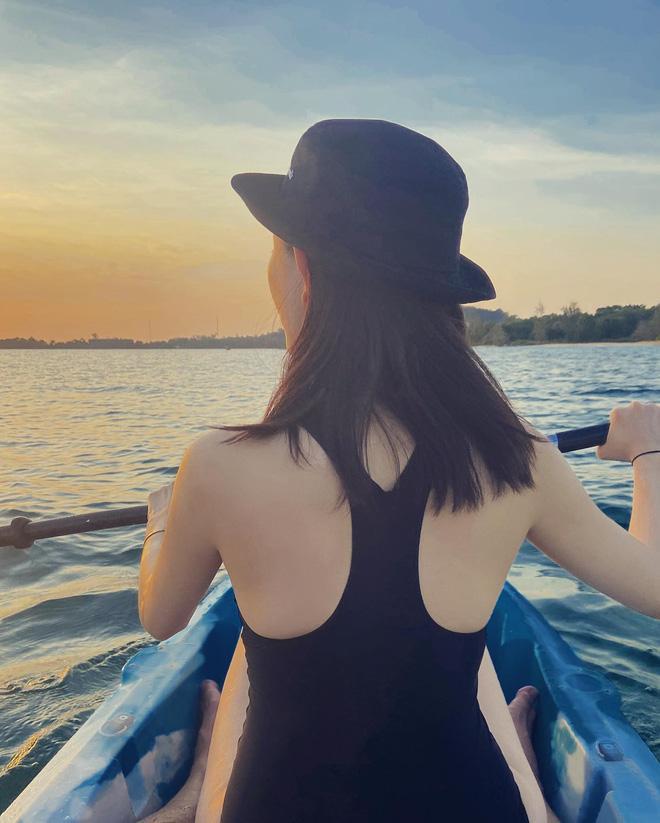 Công khai ảnh nóng Phillip Nguyễn, hotgirl Linh Rin gửi luôn lời thề đến bạn trai giàu có-3