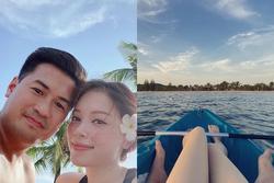 Công khai 'ảnh nóng' Phillip Nguyễn, hotgirl Linh Rin gửi luôn lời thề đến bạn trai giàu có