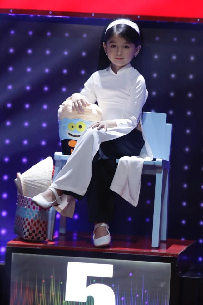 Trấn Thành không giấu nỗi khao khát sinh con gái giống Cô Ba Sài Gòn phiên bản nhí tại Giọng Ải Giọng Ai-1