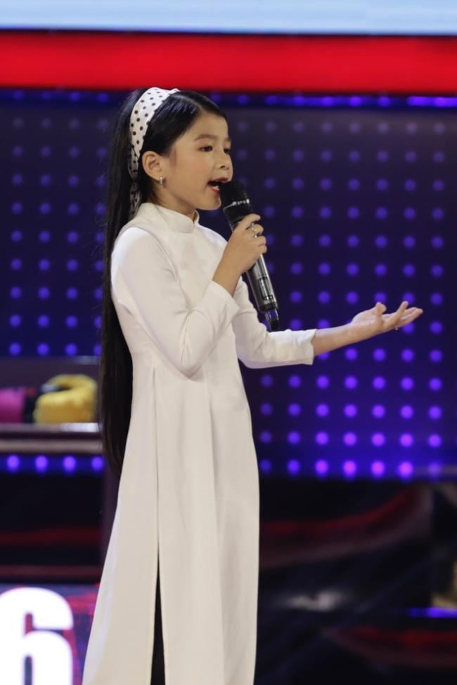 Trấn Thành không giấu nỗi khao khát sinh con gái giống Cô Ba Sài Gòn phiên bản nhí tại Giọng Ải Giọng Ai-4