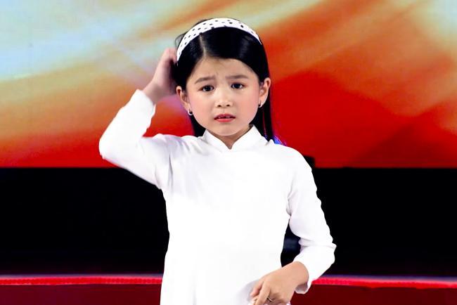 Trấn Thành không giấu nỗi khao khát sinh con gái giống Cô Ba Sài Gòn phiên bản nhí tại Giọng Ải Giọng Ai-3