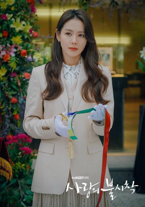 3 kiểu tóc xinh như mộng của Son Ye Jin trong Hạ cánh nơi anh-4