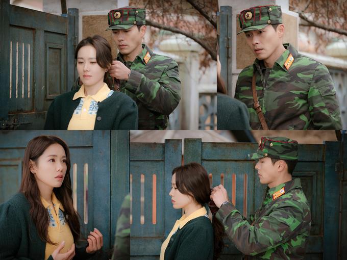 3 kiểu tóc xinh như mộng của Son Ye Jin trong Hạ cánh nơi anh-6